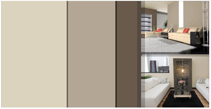 Foto Pareti Colorate : Hyrid colora e decora la tua casa hyrid pareti colorate i grigi